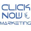 Click Now Marketing Logo