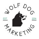 Wolf Dog Marketing Logo