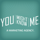 You Might Know Me - A Marketing Agency Logo