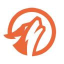 Viral Wolf Logo