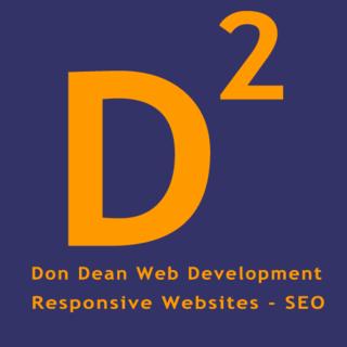 Don Dean Web Development Logo