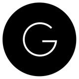 Gorilla logo black