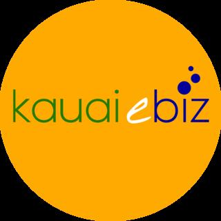 Kauai eBiz Logo