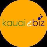 Kauai web design logo round