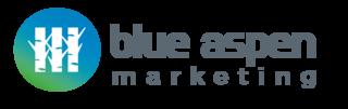 Blue Aspen Marketing Logo