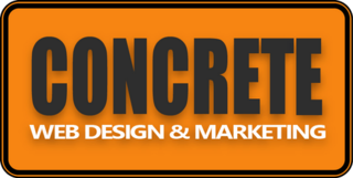 Concrete Web Design Logo