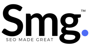 SMG. SEO Made Great Logo
