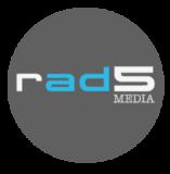 Rad5 media retina logo