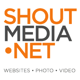 Shout Media Logo