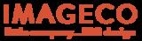 Imageco logo orange large