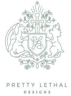 Pretty Lethal Designs Logo