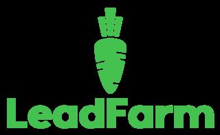 LeadFarm Logo