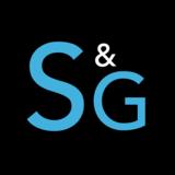 Sg logo blue