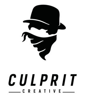Culprit Creative - Results Driven Marketing & Video Production Experts Logo