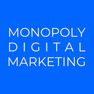 Monopoly Digital Marketing Logo
