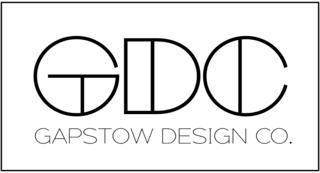Gapstow Design Company Logo