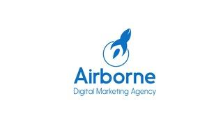 Airborne Digital Marketing Agency Logo