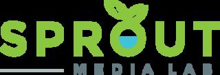 Sprout Media Lab  Logo