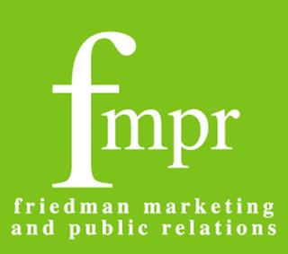 Friedman Marketing and Public Relations Logo
