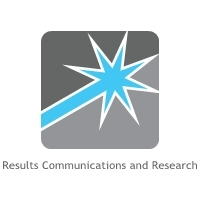 Results Communications and Research Logo
