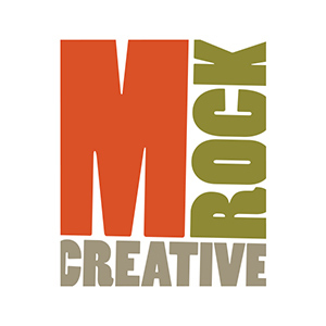 M Rock Creative Logo