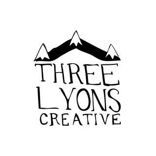 Three Lyons Creative Logo