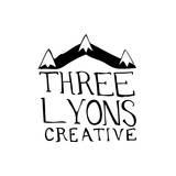 Three lyons creative social logo vimeo