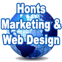 Logo web marketing internet design