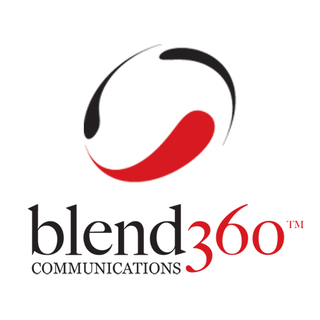 Blend360 Communications Logo
