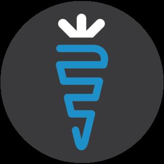 Blue Carrot Creative Logo