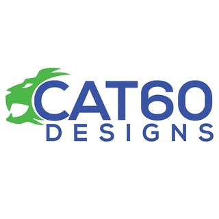Cat60 Designs, LLC Logo
