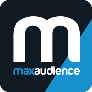 MaxAudience Digital Marketing Logo