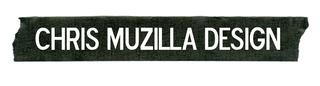 Chris Muzilla Design LLC Logo