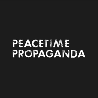 Peacetime Propaganda Logo