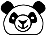 Panda logo small