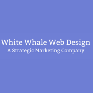 White Whale Web Design Logo