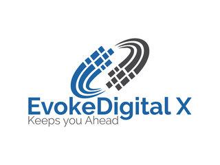 EvokeDigital X Logo