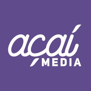 Açaí Media Logo