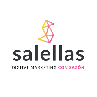 Salellas Media LLC Logo