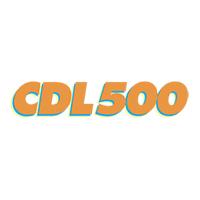 CDL500 Logo