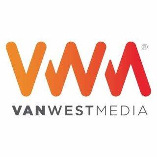 Van West Media Logo