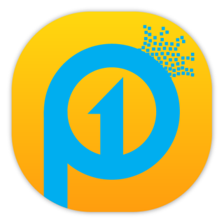 Page One Web Development Logo