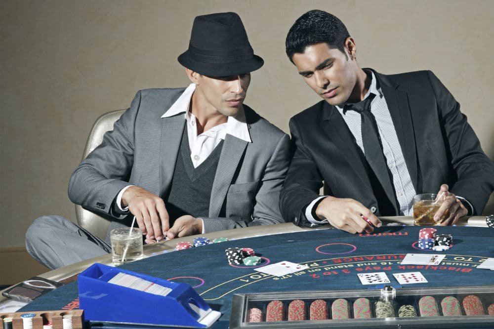 playing at online casino