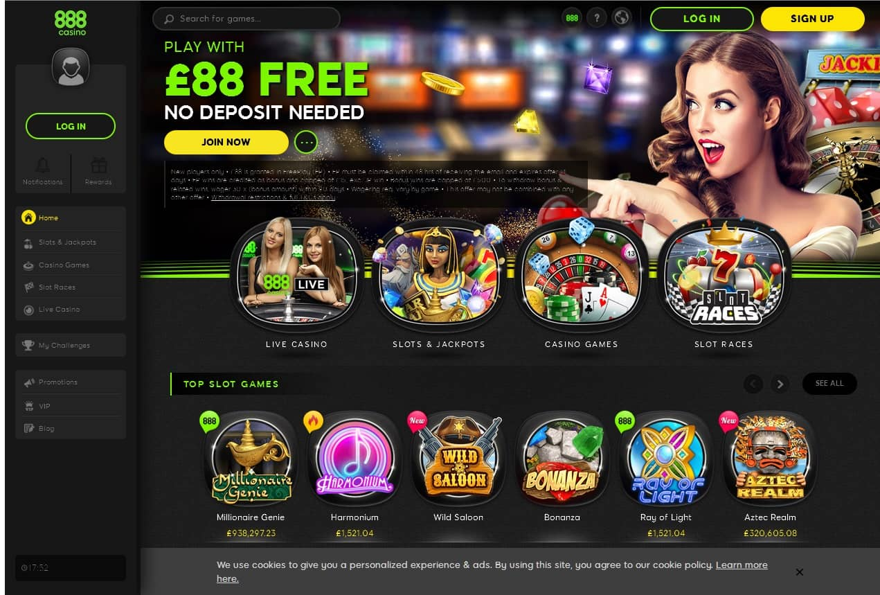 888 Casino Review 2018 Is It Safe Or A Scam