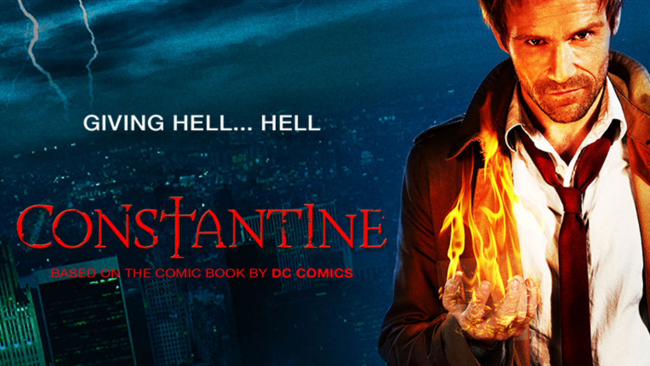 Image result for constantine 2014