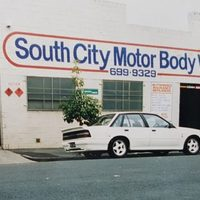 South City Motor Body Works