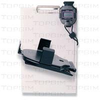 Clip para suporte de cronómetro