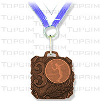 Medalha 42x42mm - Tipo C