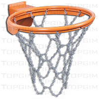 Rede para aro de basquetebol