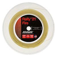 Bobine de corda para raquete de badminton ASHAWAY Rally 21 Fire reel